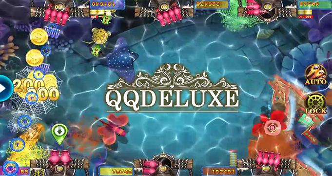 Kelebihan Dari Tembak Ikan Online di QQdeluxe